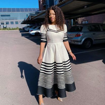 Stunning Xhosa Traditional Attires For African Ladies (9)