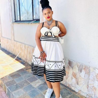 Stunning Xhosa Traditional Attires for African Women (14)