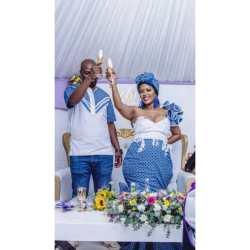Unique Shweshwe Dresses 2021 For Wedding (3)