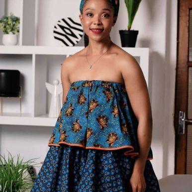 beautiful shweshwe dresses designs 2021 (8)