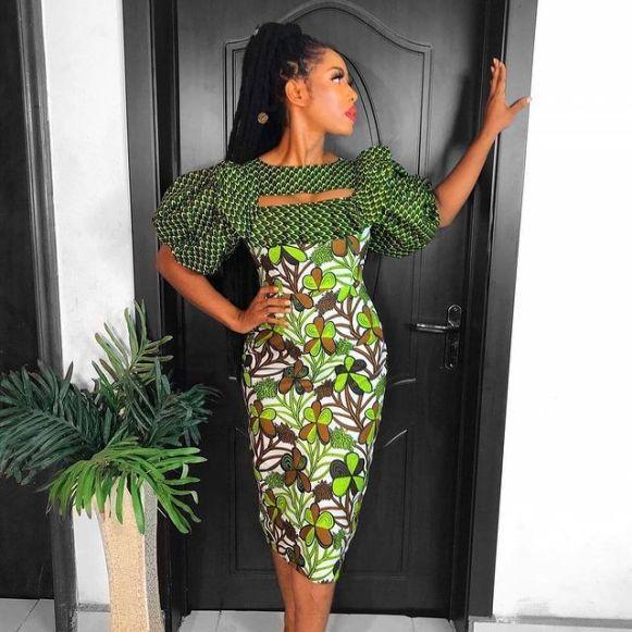 Lovely African Ankara Fashion Dresses 2022 (11)