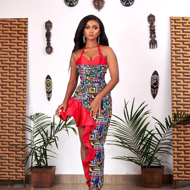 Lovely African Ankara Fashion Dresses 2022 (6)