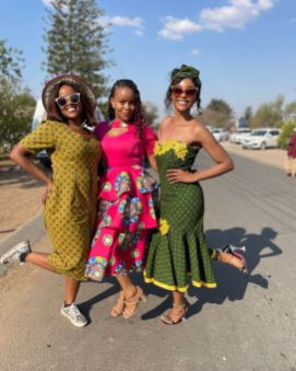 Seshoeshoe Dresses 2021 For Black Women – Seshoeshoe Dresses (11)