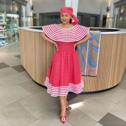 Seshoeshoe Dresses 2021 For Black Women – Seshoeshoe Dresses (4)