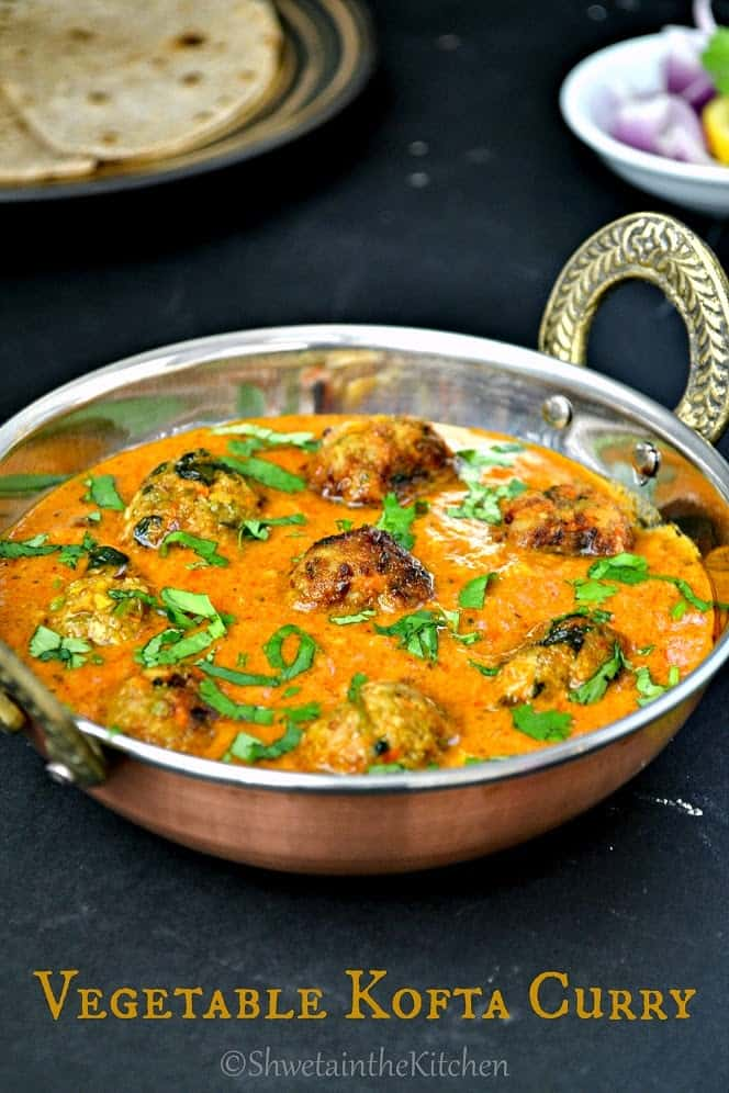 Vegetable kofta curry veg kofta curry shweta in the kitchen vegetable kofta curry is an exotic indian gravy dish that comprises of two parts kofta and the curry the koftas which are basically balls made out of forumfinder Gallery