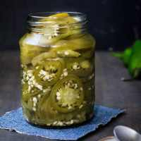 Pickled Jalapenos - How To Make Picked Japalenos Without Canning