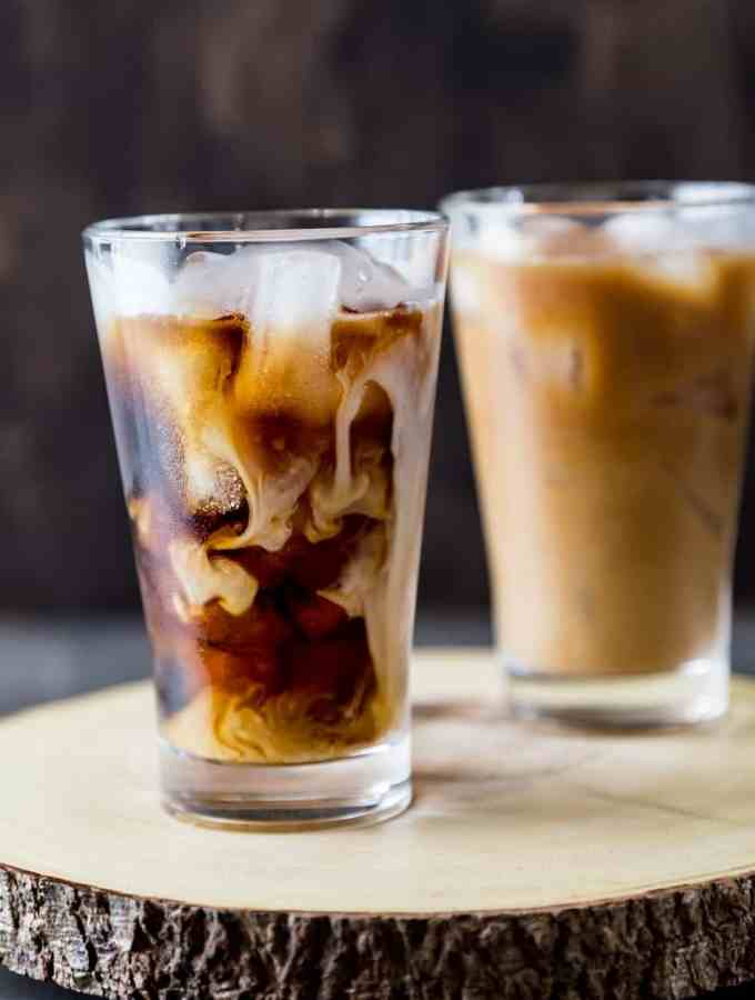 Cold Brew Iced Coffee