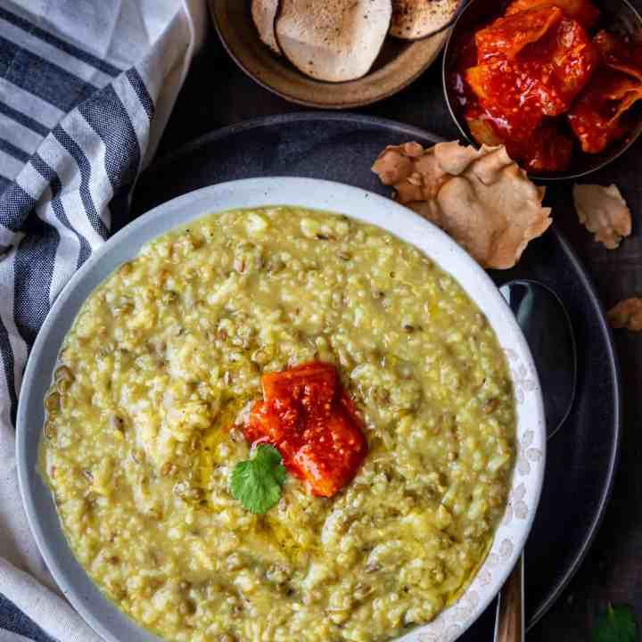 Punjabi Khichdi