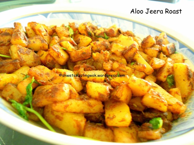 Aloo Jeera Roast