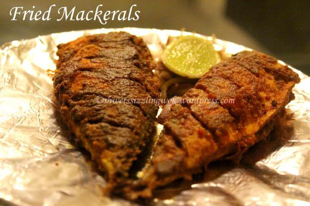 Fried Mackerals