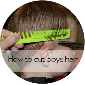 How to cut boys hair || Shwin&Shwin