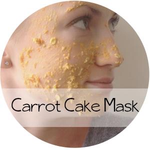 DIY carrot cake mask || Shwin&Shwin