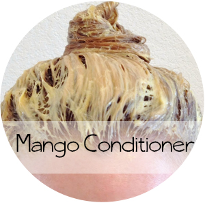 DIY mango conditioner || Shwin&Shwin