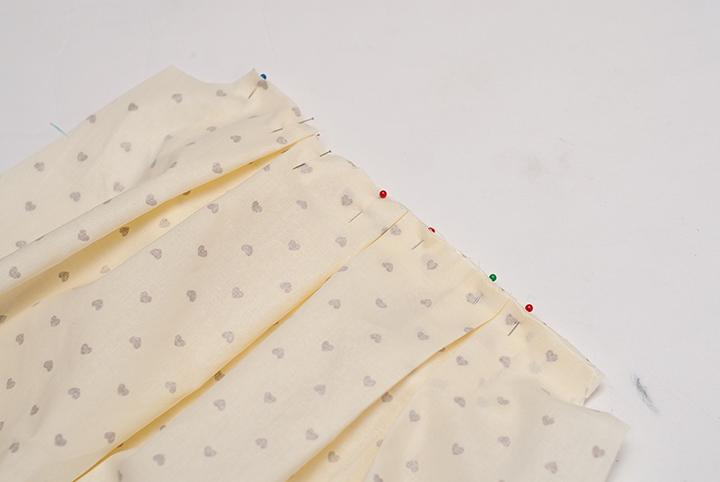 Pleated Square Tunic || Free PDF Pattern || Shwin&Shwin