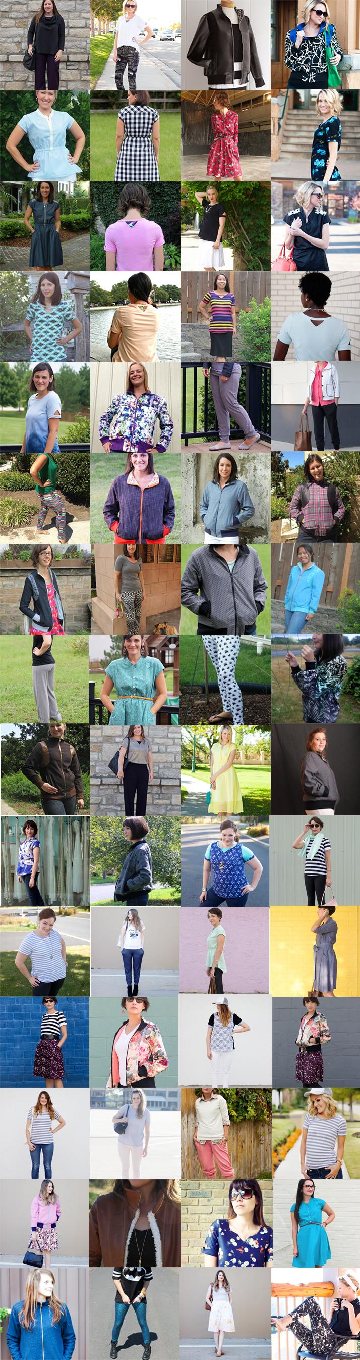 4 Patterns 60 Looks    8 Days A Week Collection    Shwin&Shwin