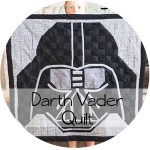 Darth Vader Quilt || Free Pattern || Shwin&Shwin