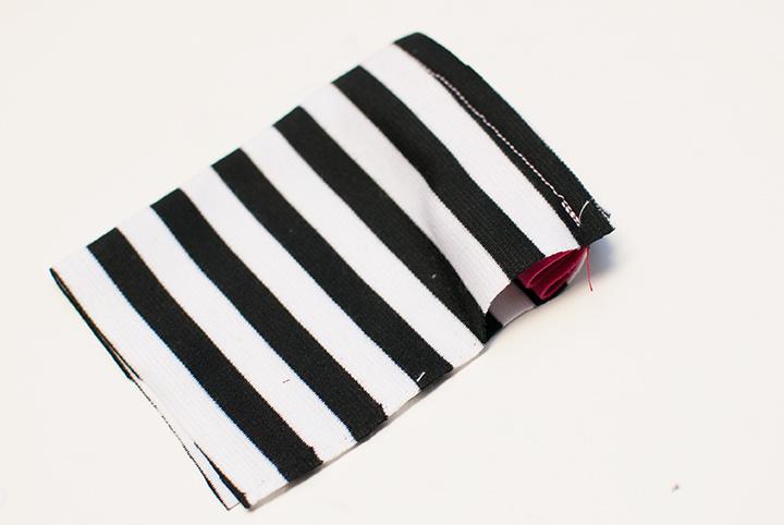 Asymmetric Knit Jacket Tutorial || Shwin&Shwin