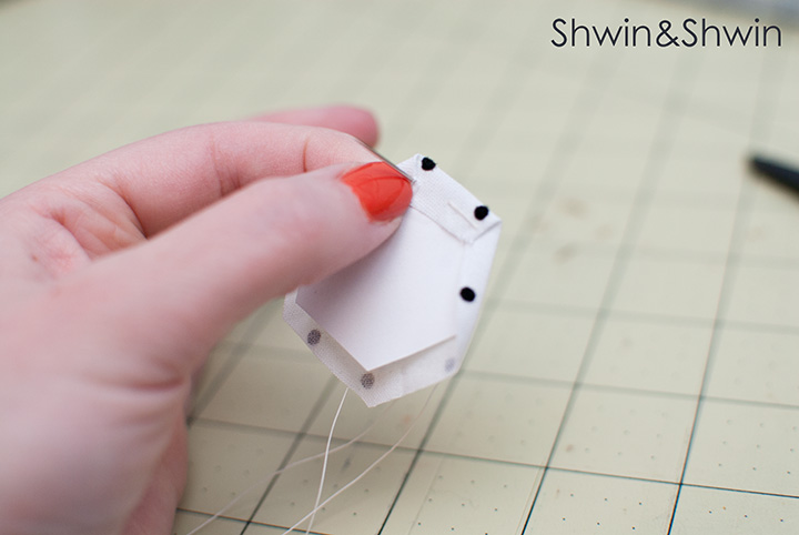 How to English Paper Piece || Shwin&Shwin