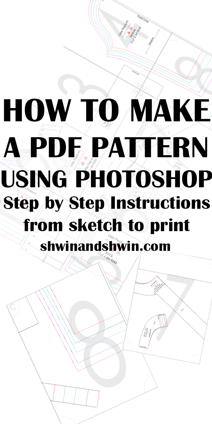 How to make a pdf pattern in photoshop shwinshwin how to make a pdf pattern in photoshop baditri Images