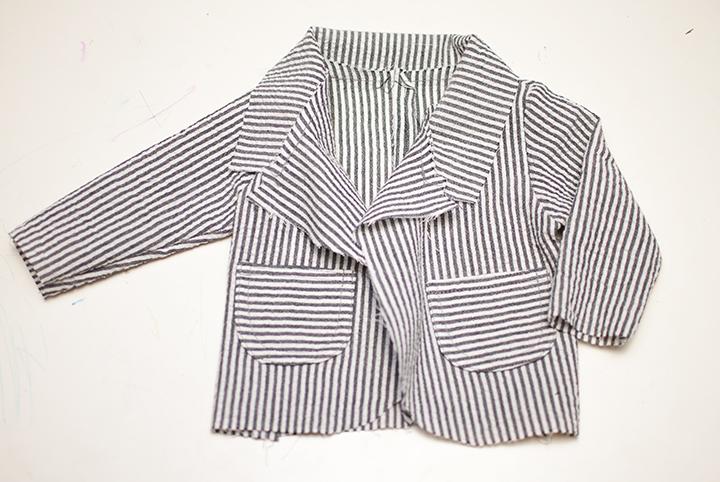 Baby Blazer Pattern || Free PDF Pattern || Shwin&Shwin