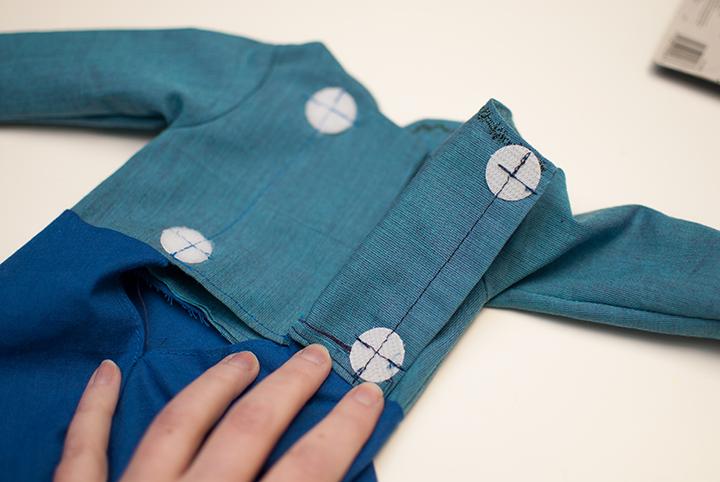 Anna Inspired Doll Dress || FREE Pattern || Shwin&Shwin