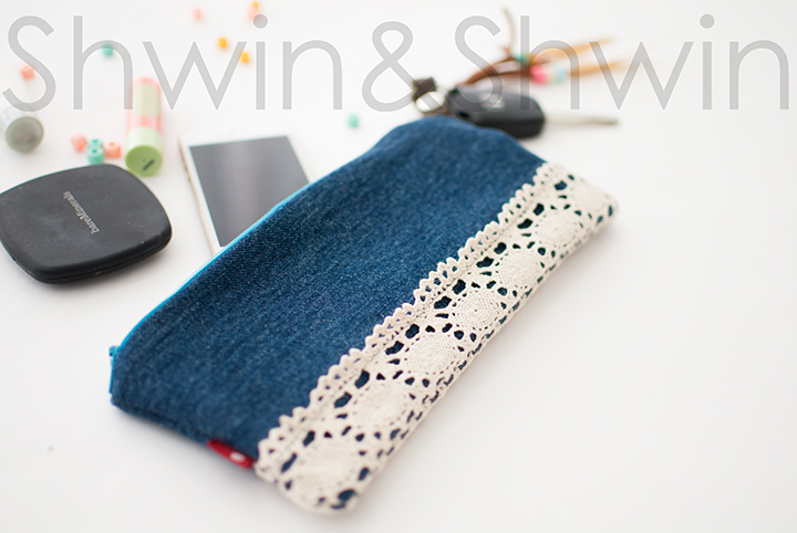 Boho Chic Clutch and Keyring ||  #projectthrowdown