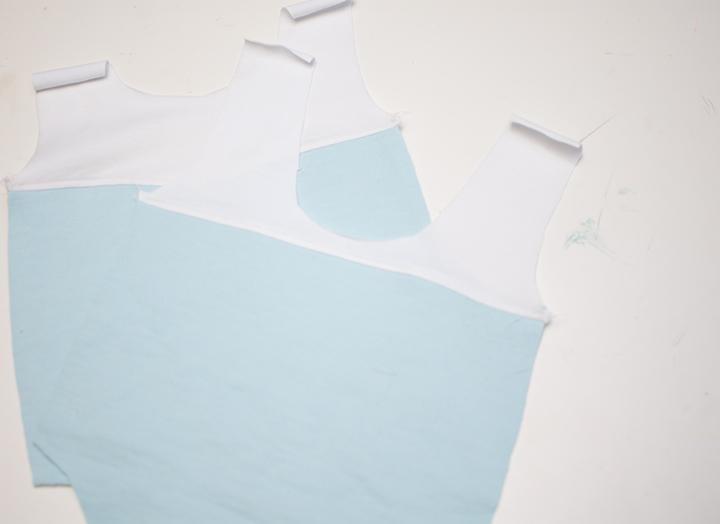 Elsa inspired leotard + Free PDF Pattern || Shwin&Shwin