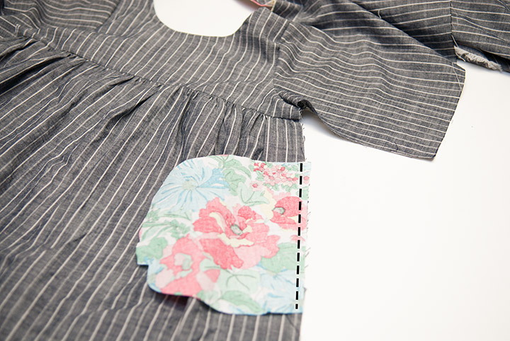 Glass Onion Pattern Hack || A Top into a Dress || Shwin&Shwin