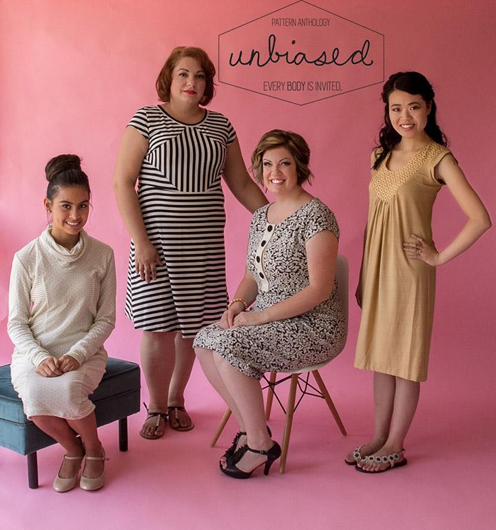Unbiased Collection || Pattern Anthology || Women's Sewing Patterns