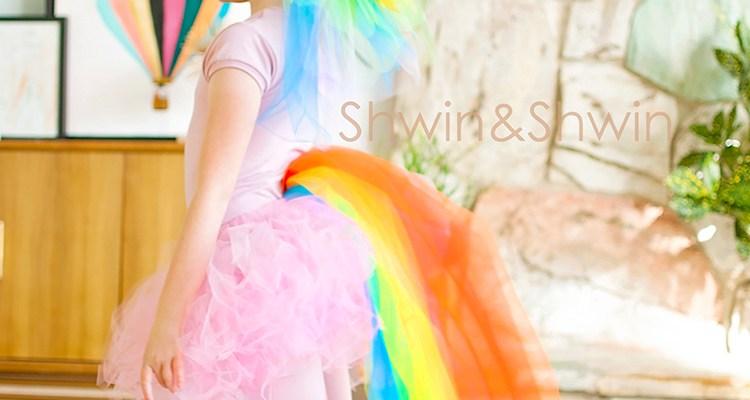 DIY Rainbow Unicorn Costume    #Unicorn #Costume #Halloween