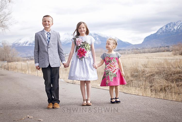 Easter Linen Suit || Shwin&Shwin