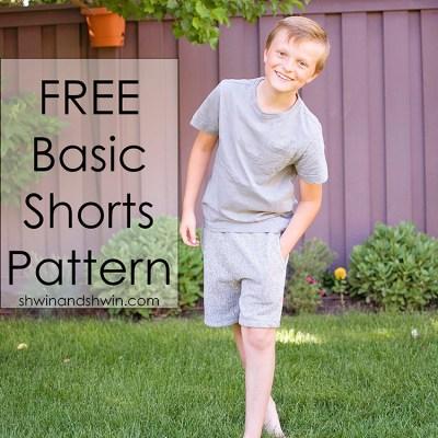 Free Basic Shorts Pattern