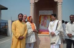 Prathameshji photo at Goshala