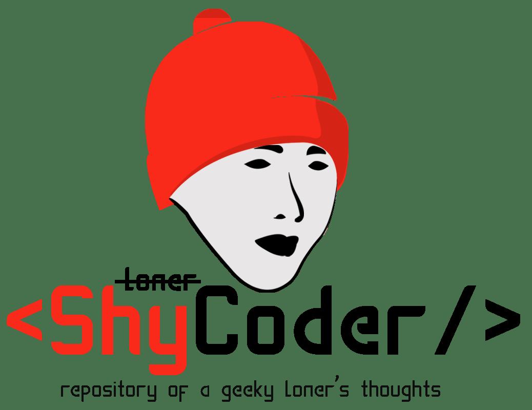 shycoder logo