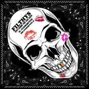 Bandana-SKULL-FILTHYS