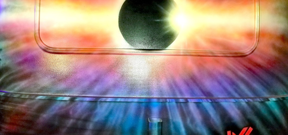 Solar bolar airbrushed by Shylo Love