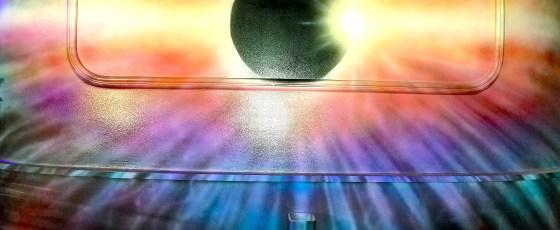 The Solar Boler – Airbrushed Mural