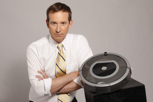 Colin Angle, PDG de iRobot
