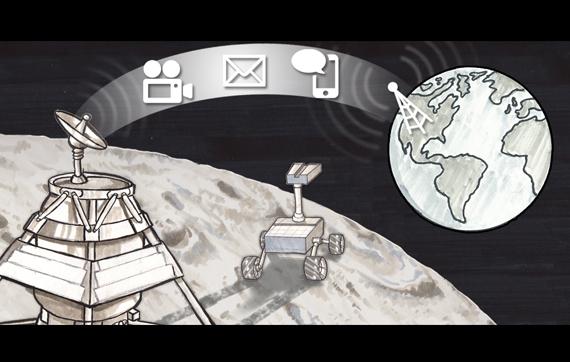 Le concours Google Lunar Xprize arrive bientôt à terme.