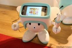 Robot interactif Atti