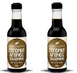 Twin Pack Coconut Aminos Seasoning 250ml