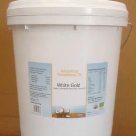 White Gold 20L Pail