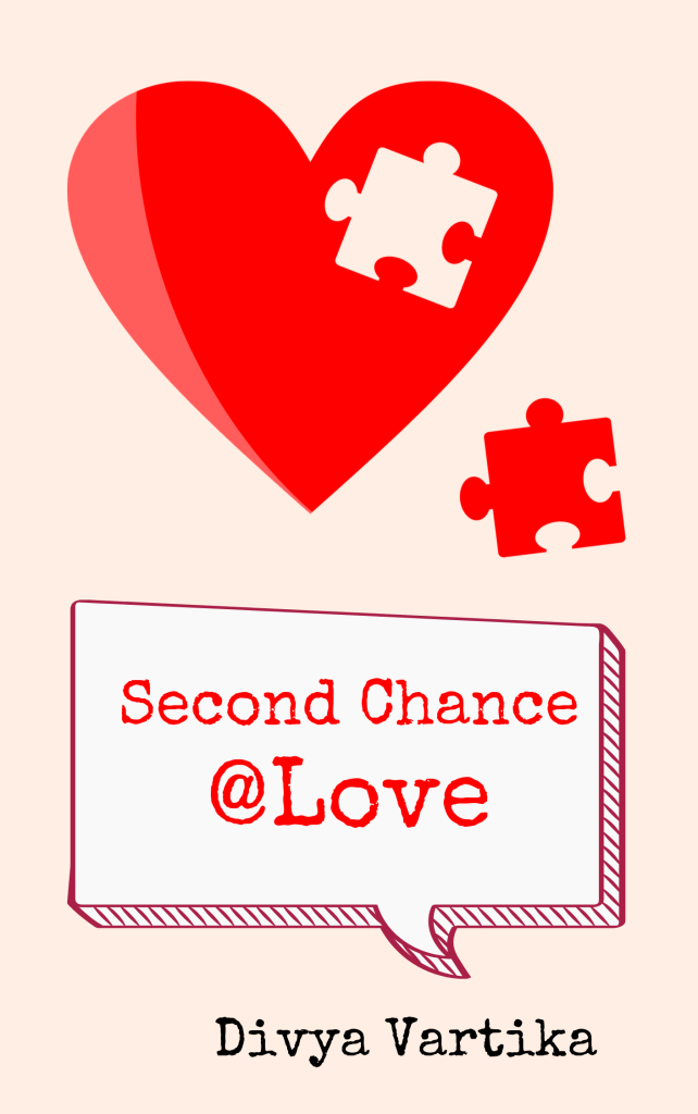 Book Cover for book - Second Chance @Love
