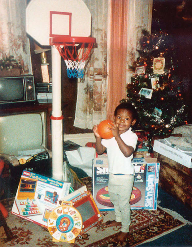 Lebron James Baby Pic : lebron, james, LeBron's, Dreams, Title, Cleveland, Sports, Illustrated