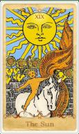 The Sun Tarot Card basato su Rider-Waite