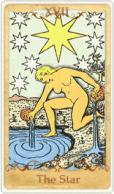 La Star Tarot Card basata su Rider-Waite