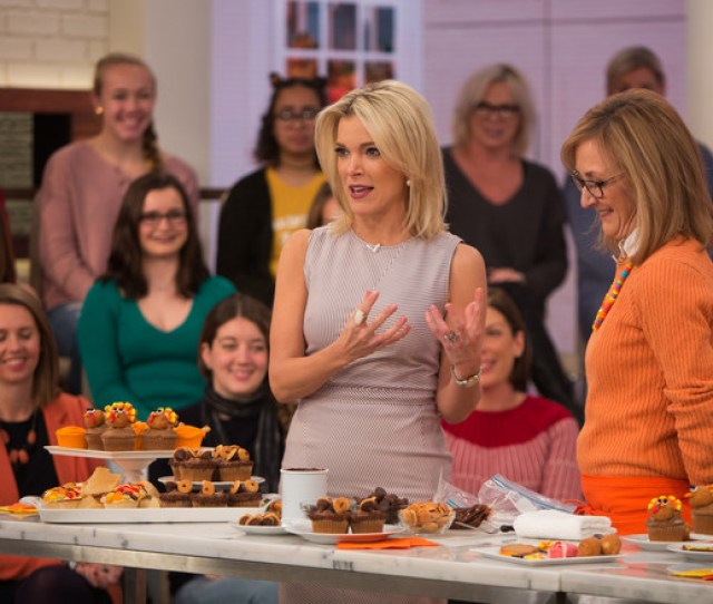 A Cooking Segment On Ms Kellys Today Show