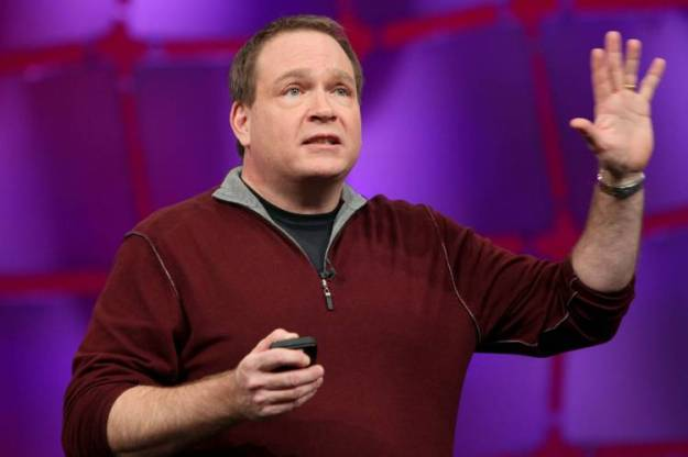 """'A lot of CEOs go into Andy's keynote saying, """"God, I hope Amazon doesn't introduce a product that competes with mine,""""' says Snowflake Computing CEO Bob Muglia."""