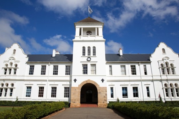 Hilton College bought the land where Mr. Mwelase and others live in a series of purchases starting in 1860.