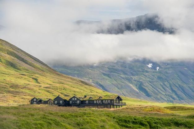 Deplar Farms, one of the crash pads recommended by Nordic Visitor for the company's customized Iceland road trips.